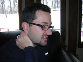 A stiff neck can be many things: neck pain, muscle spasms and decrease mobility in the cervical spine