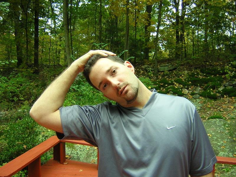 Neck Stretch #3: A Modified Head Tilt