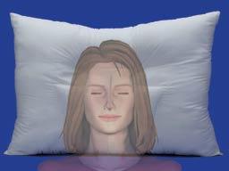 Women sleeping on back