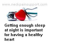 Better Sleep is tied to A Health Heart