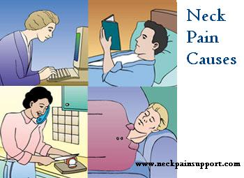 Poor Neck Postures Lead to Neck Pain