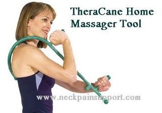 TheraCane Self Massaging Device