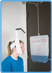 OvertheDoorTractionSystem- Ancient System of Neck Traction - But Still Works!