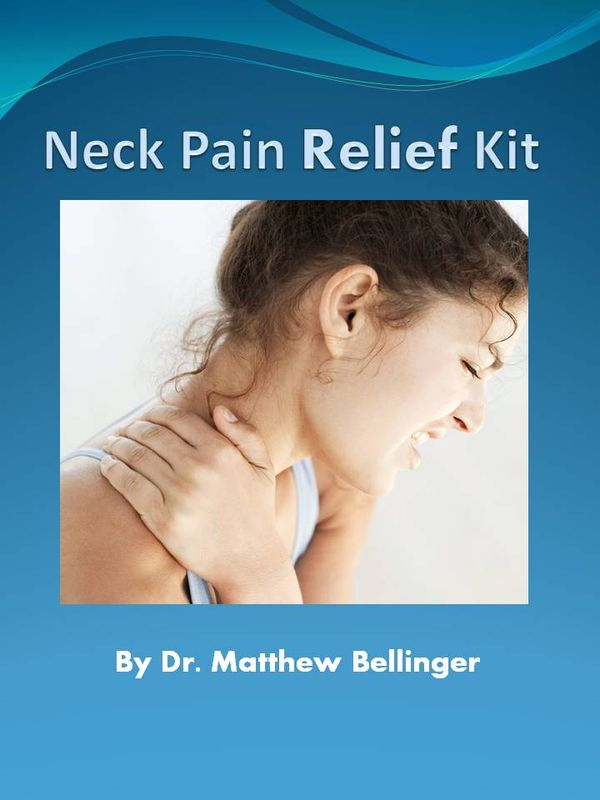 Contact Neck Pain Support Neck Pain Support Blog