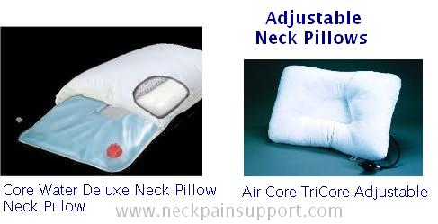 Core water deluxe pillow
