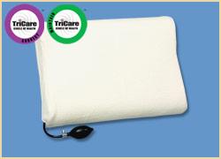 Memory air core adjustable neck pillow