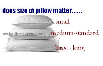King size pillows measure 20 by 36 inches and are used on both standard king size beds and California king beds. Two pillows are used and the extended length means the pillows fit the mattress exactly. However, some people find these pillows to be too long and cumbersome, so in this case three standard sized pillows can be used on a king size bed. Euro size pillows measure 26 by 26 inches. These .