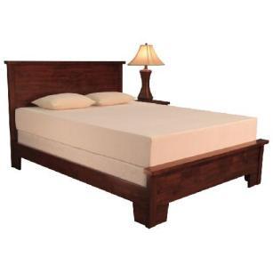 Tempurpedic mattress and foam neck pillow