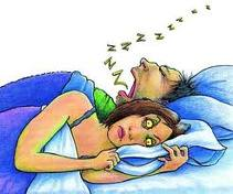 Some things can really disturb your sleep