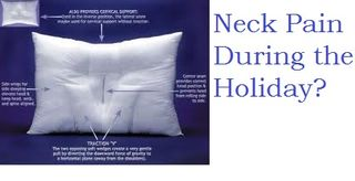 Cltraction-neck pain during the holidays