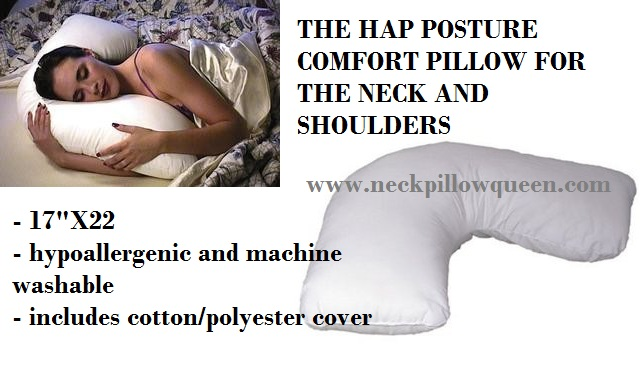 Using the hap pillow