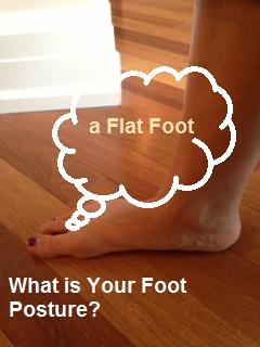 Flat foot kama