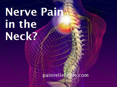 Do You have nerve pain in the neck