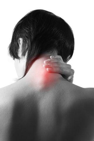 Neck pain prevention