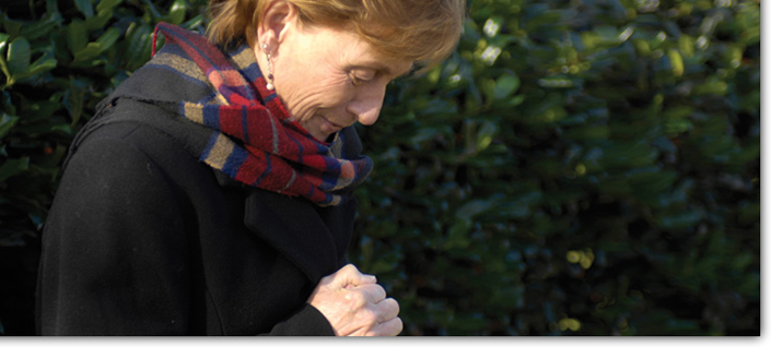 Cold weather affects the joints of many with arthritis