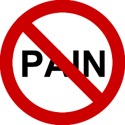 Be Pain Free by doing the right things