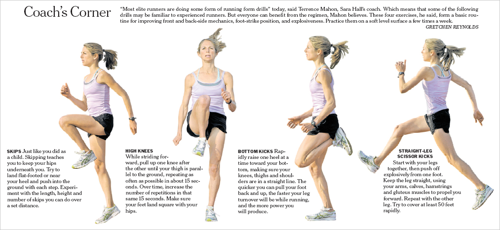Dynamic Stretches Are Best When It Comes To Warming Up