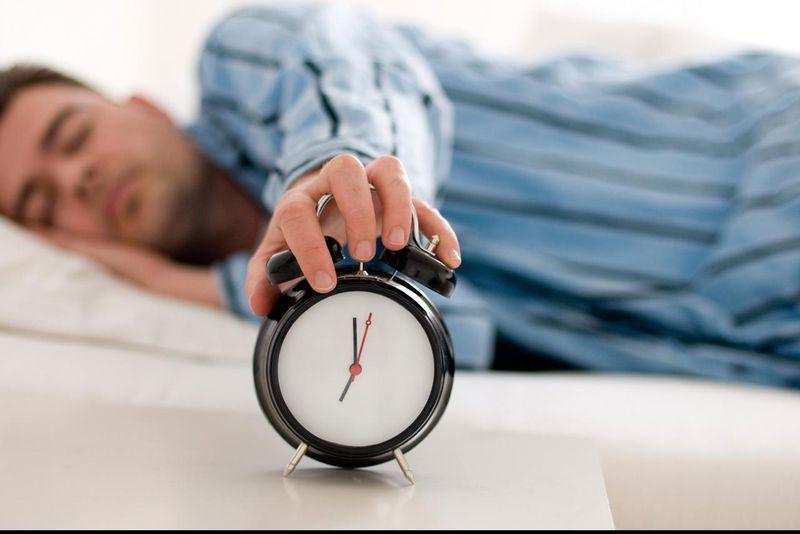 Sleep time habits