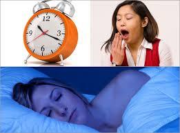 Sleep with time change