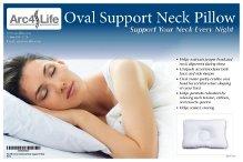 Arc oval pillow7-15