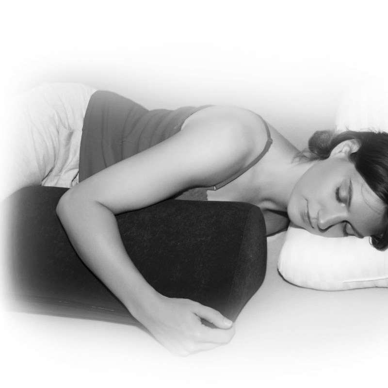 How to Use the Tear Drop Pillow for Stomach Sleepers