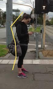 Smart phone posture