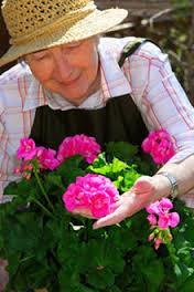 Neck arthritis in older women