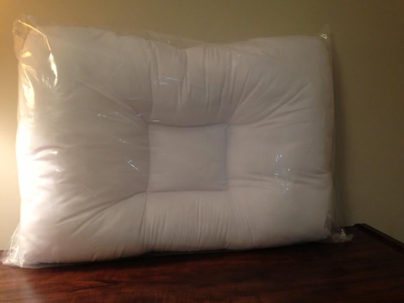 Arc4life ebay linear gravity pillow medium standard size