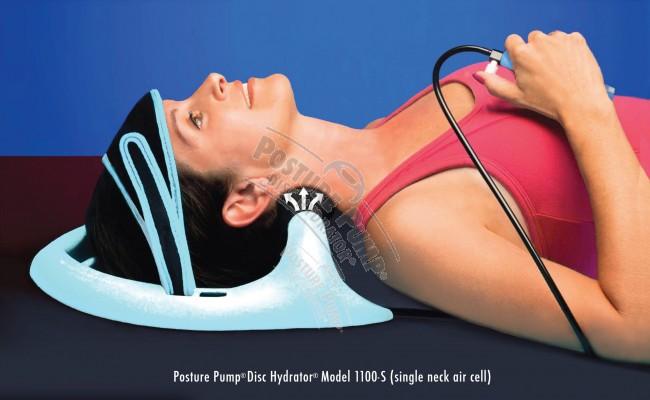 Posture pump 1100 no chin strap