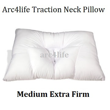 Arc4life traction pillow medium extra firm