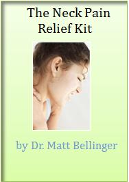 The Neck Pain Relief Kit